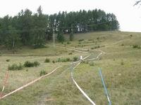 PRALOUP 2010 trať